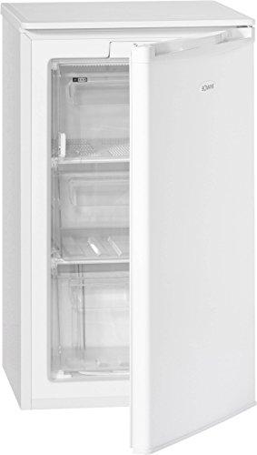 Bomann GS 195 Gefrierschrank / 133 kWh/Jahr / Temperaturbereich: ≤ -18°C / 65 Liter / weiß