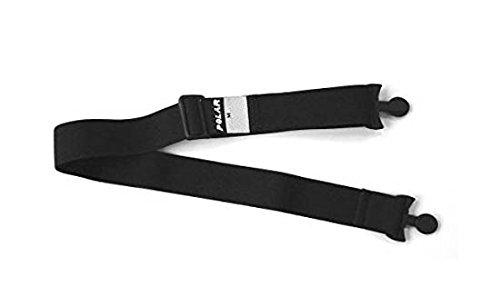 Polar Unisex-Armbänduhruhr Digital Quarz Plastik elastisches Teil für T31/T61 L