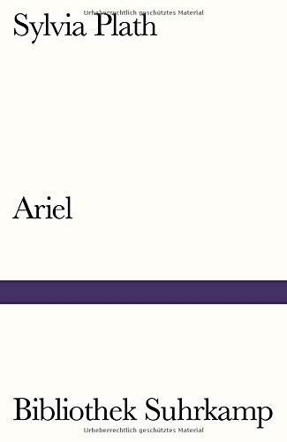 Ariel: Gedichte (Bibliothek Suhrkamp)