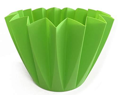 Kunststofftopf Adonis Ø 11cm apfelgrün 20 Stück