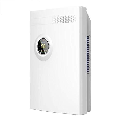 Ping Bu Qing Yun Deshumidificador de purificación de Aire de la máquina integrada hogar Dormitorio silenciosas Ropa balcón deshumidificador de Secado Secadora de Ropa Humedad ⭐