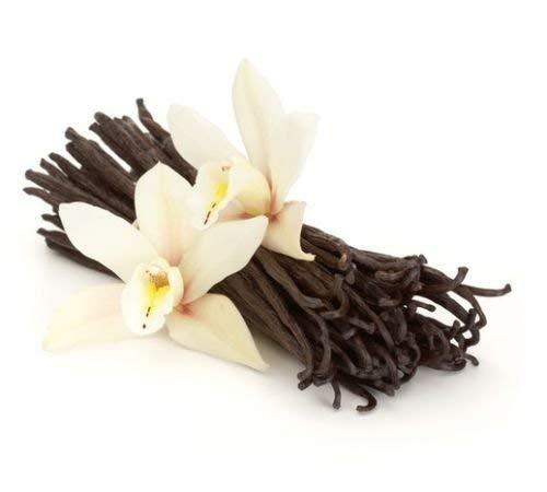 50 Madagascar Vanilla Beans Whole Grade A Vanilla Pods for Vanilla Extract and Baking