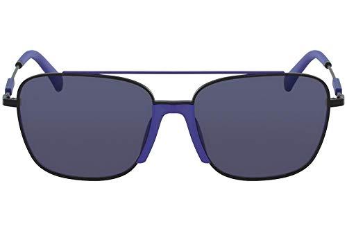 Calvin Klein Jeans CKJ18100S - Gafas de sol de metal mate, unisex, para adulto, multicolor, estándar