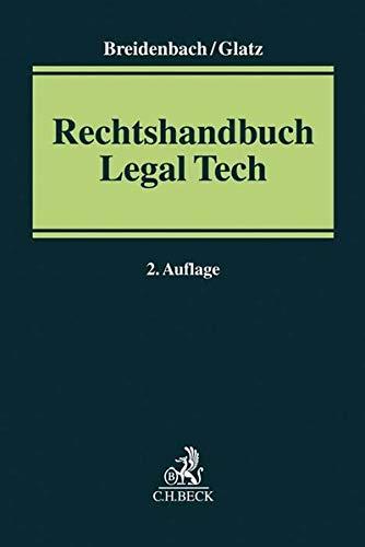 Rechtshandbuch Legal Tech