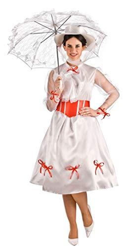 El Rey del Carnaval Disfraz de Niñera Mágica para Mujer