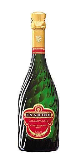 Tsarine Champagner BRUT Cuvée Premium(1 x 0.75 l)