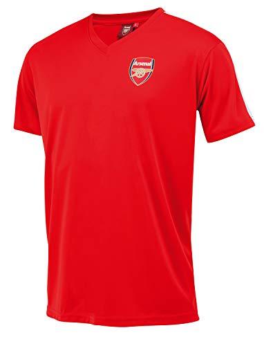 Gilles Cantuel Camiseta Arsenal FC - Colección Oficial - Talla niño 10 años
