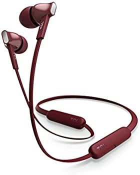 TCL Burgundy Crush Wireless In-ear Bluetooth Headphones with Mic