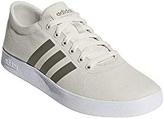 Adidas EASY VULC 2.0, Men's Skateboarding Shoes, White (Raw White/Simple Brown/Ftwr White), 8 UK (42 EU)