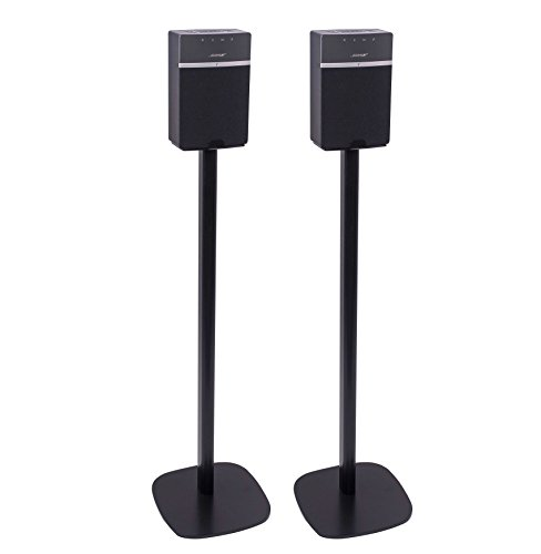 Vebos Floor Stand Bose Soundtouch 10 Set en Optimal Experience in Every Room - Allows You to Place Your Bose SOUNDTOUCH 10 Exactly Where You Want it - Two Years Warranty
