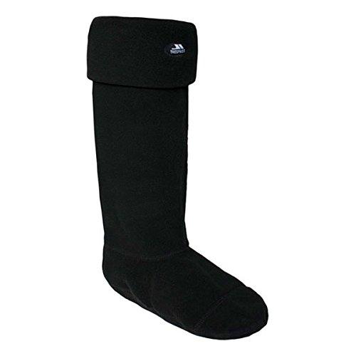 Trespass Snugz Welly Socken schwarz schwarz Small