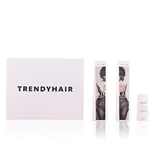 Trendy Hair The Princess Box Champú, Acondicionador y Suero - 3 Piezas