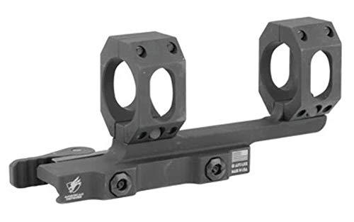 American Defense AD-RECON 30 STD Riflescope Optic Mount, Black