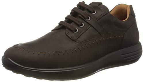 ECCO Herren Soft 7 Runner M Mocha Sneaker, Braun (Mokka), 44 EU