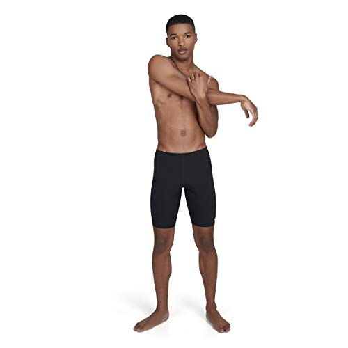 Speedo Endurance+ Jammer, Pantaloncini da Bagno Uomo, Nero (Black), 32' (IT 46)