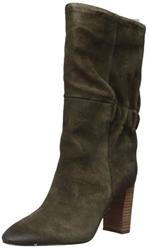 Charles by Charles David Women's Barrie Fashion Boot, Olive, 10 M US