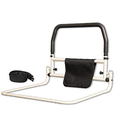 LIQICAI-Bettgitter Sicherheits-Bettgitter Für Ältere Senioren Faltbarer Handlauf Am Bett, Rutschfester Griff (größe : 57x50x48cm)