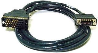 Monoprice 10 Feet HD60 Male V.35 Male Cable (CAB-V35MT-3M), Blue [100343]