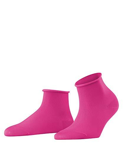 FALKE Damen Cotton Touch W SSO Socken, Rot (Berry 8390), 39-42 (UK 5.5-8 Ι US 8-10.5)