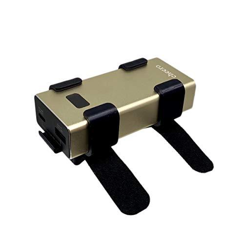 cheero オキュラス クエスト 2 用 バッテリーキット バックヘッドスタイル (10000mAh) モバイルバッテリー...