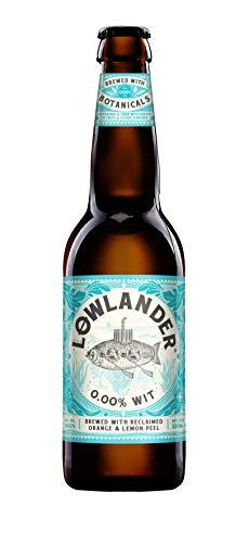 Lowlander 0.00% Wit alcoholvrij bier 12 pack