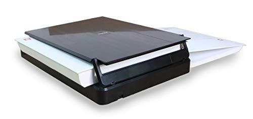 Avision FB10, A4 Flachbettscanner, CIS-Sensor, 1200x1200 DPI, Schwarz