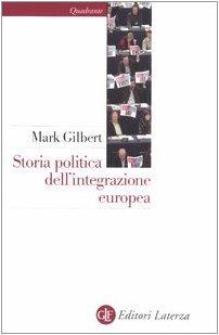 Storia politica dell'integrazione europea