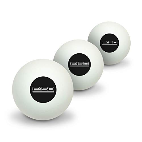 Fantastic Deal! GRAPHICS & MORE Ford Trucks F-150 Logo Novelty Table Tennis Ping Pong Ball 3 Pack