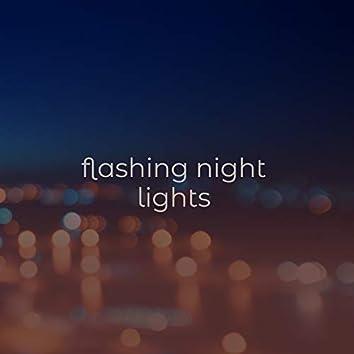 Flashing Night Lights