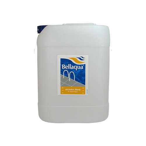 poolmax Bellaqua pH Senker flüssig 25 kg
