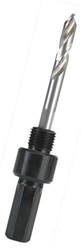 Ruko 106201 - Soporte y broca guía para coronas HSS-bimetal (A1) (Tipo A1)