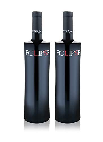 LADRÓN DE LUNAS Vino Tinto Eclipse. D.O Utiel-Requena. Madurado 15 meses en Barrica y 20 en Botella. 50% Bobal, 50% Tempranillo. Botella de 75 Cl (Pack de 2 botellas)