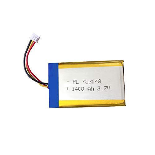 Xinlantech 3.7V Recargable Batería De Recambio 1500mAh para óptica Infantil DXR-8
