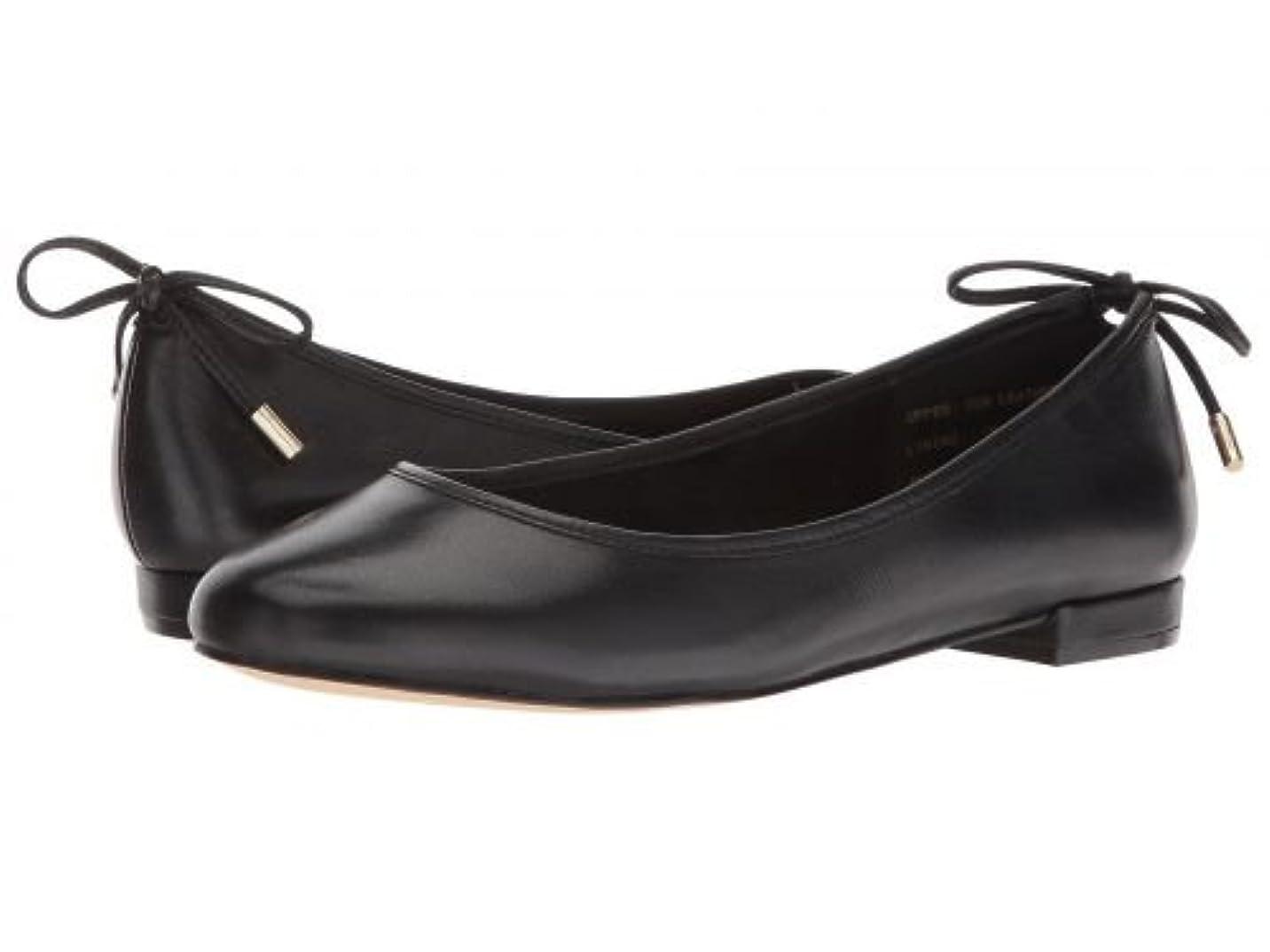 アパート動かない繰り返したAldo(アルド) レディース 女性用 シューズ 靴 フラット Broalia - Black Leather [並行輸入品]