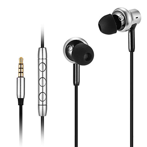 Marxways In Ohr 3,5 mm Premium Sound/Stereo Ohrhörer Kopfhörer Mikrofon Headset Bass Ohrhörer Ohrhörer Für/Huawei/Samsung/iPhone/PC usw.
