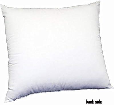 Amazon.com: Edow - Juego de 2 almohadas de poliéster ...