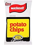 Wachusett Potato Chips, Family Size 10-ounce Bags (3 Pack)