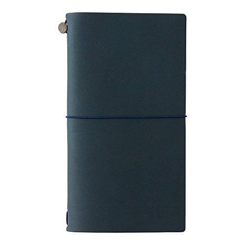 トラベラーズノート ブルーエディション 期間限定色(ブルー)