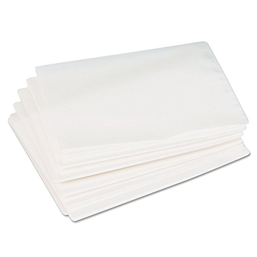 Laminationers 6277641 3 Mil Clear Letter Size Thermal Laminating Pouches 9 X 11 5 100 Hot Glossy Thermal Lamination Sheet Laminator