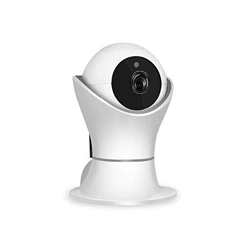Cámara inalámbrica, cámara de Seguridad IP 1080P con visión Nocturna, Audio bidireccional, Alarma remota, detección de Movimiento, Control de Aplicaciones móviles como Monitor for Mascotas
