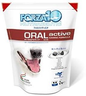 【犬ドライフード】 フォルツァ10 FORZA10 オーラルアクティブ(口腔) 2kg
