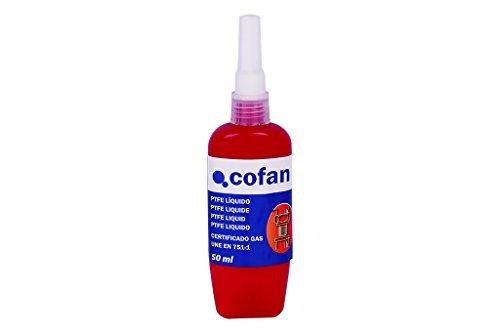 Cofan 15000567 Ptfe líquido, 50 ml