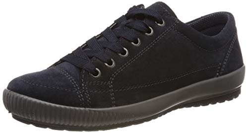 Legero Damen TANARO Sneaker, Blau (Pacific 80), 43 EU (9 UK)