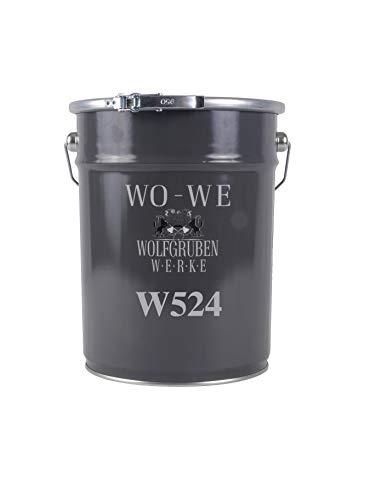 Thermo Dachfarbe Sockelfarbe Dachbeschichtung W524 Lichtgrau ähnl. RAL 7035 5L