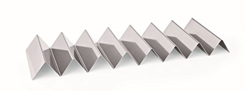 Snackwelle mit 7 Ablagen - 54x17x4,5 cm