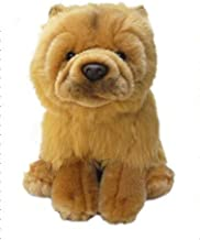 Faithful Friends Plush Dog Chow Chow - Collectible Dog 12 inch - Soft Cute Stuffed Animal Pet