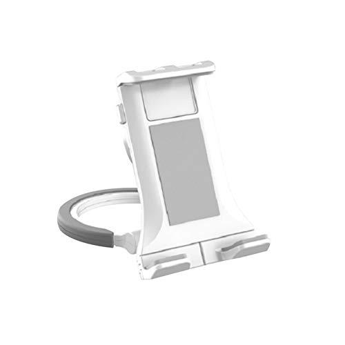 2 In 1 Kitchen Wall Desktop Mount Tablet Stand, Counter and Wall Wobble Free Mount, Space Saving Bracket Anti Slip, Universal Desktop Mount & Phone Holder