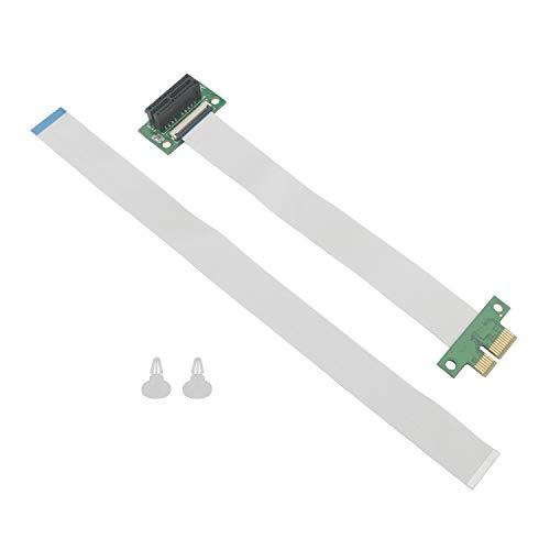Pxyeleca - Cable Extensor de Tarjeta PCI Express (1 Unidad)