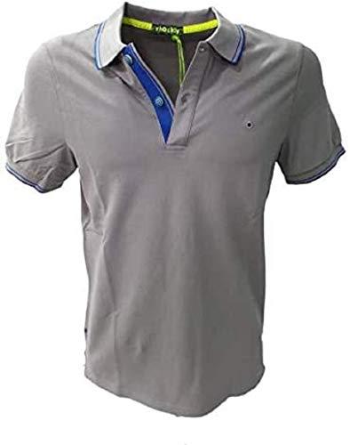 Shockly Poloshirt für Herren, Grau, Grau 56