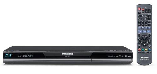 Panasonic DMP BD 60 EG K Blu-ray Player (HDMI, Upscaling 1080p, USB 2.0) schwarz